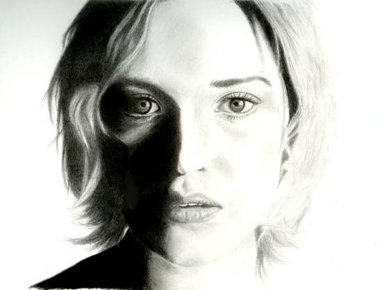 Kate Winslet par Shige